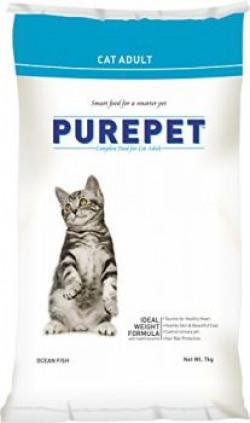 Pure Pet Adult Cat Ocean Fish 7 kg