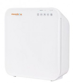 Moonbow APA8506UIA 55Watt Air Purifier White  With 1 Yr Extended Warranty