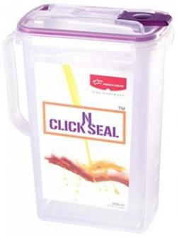 Princeware Click N Seal Water Jug 2 Litres Violet