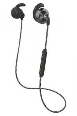 Boat Rockerz 230 InEar Bluetooth Headphone With Mic SilverBlack