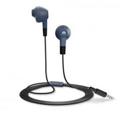 Motorola Lumineer Earbuds InEar Headphone Slate Grey