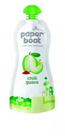 Paperboat Chilli Guava 250ml Pack of 3