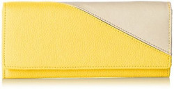 Lengloy Womens Wallet Yellow LY162YEL