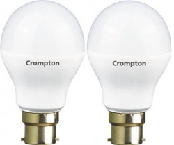 Crompton 9WDF B22 9Watt LED Lamp Cool Day Light and Pack of 2
