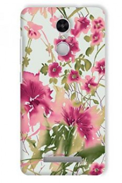 IndiaRangDe Case For Xiaomi Redmi Note 3 Printed Back Cover