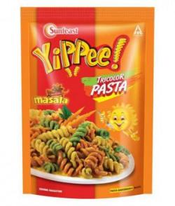Yippee Fusilli Pasta Pack Masala 70 Gm Pack Of 5
