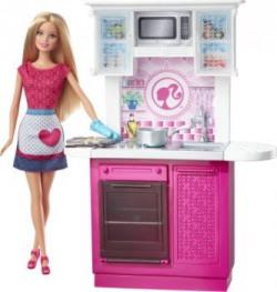 Barbie Deluxe Kitchen