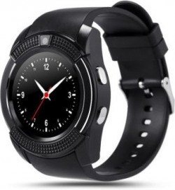 Bingo C6 Black With Sim Enabling Feature Smartwatch