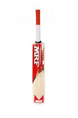 MRF Typhoon Kashmir Willow Cricket Bat Short Handle