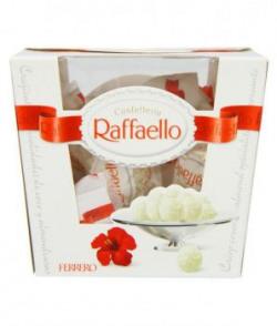Ferrero Rocher Raffaello White Chocolate Coconut And Almond 230 Gm