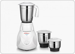 Sunflame Style DX 500Watt Mixer Grinder with 3 Jars White