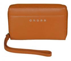 Cross Custom Prime Womens Women Tech Slim Wristlet  Sandy Orange AC078350