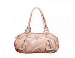 Fostelo Womens Handbag Cream FSB146