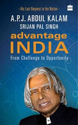 Advantage India From Challenge  to Opportunity 70 % off