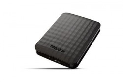 Maxtor 2TB M3 Portable External Hard drive (HX-M201TCB/GM) - Manufactured by Seagate