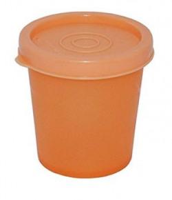 Cello Max Fresh Nano Polypropylene Container, 100ml, Peach