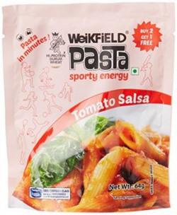 Weikfield Tomato Salsa Pasta, 64g (Buy 2 Get 1 Free)