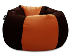 Story@Home XL Bean Chair without Beans (Tan Brown)