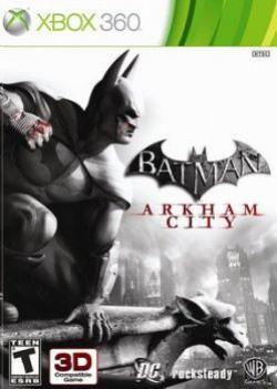 Batman Arkham City Standard Edition (Xbox 360)