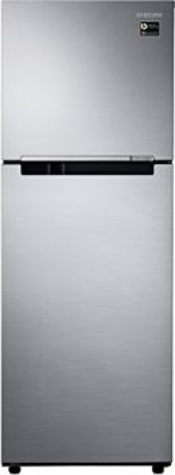 Samsung RT28M3022S8 Frost-free Double-door Refrigerator (253 Ltrs, 2  Star Rating, Elegant Inox)