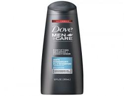 Dove Men+Care Anti Dandruff Fortifying Shampoo