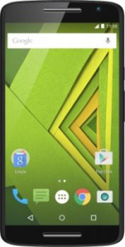 Moto X Play(With Turbo Charger) (Black, 16 GB)