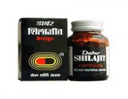 Dabur Shilajit 30 Capsules