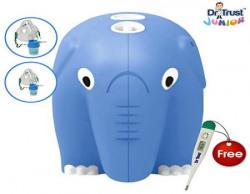 Dr Trust Junior Compressor Nebulizer Complete kit with Child and Adult mask