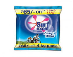 Surf Excel Easy Wash Detergent Powder - 4 kg.