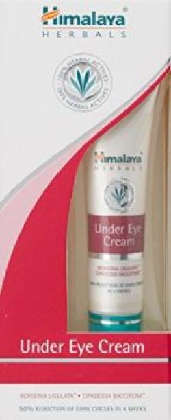 Himalaya Herbals Under Eye Cream, 15ml (Pack of 2)