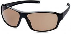 Fastrack Oval Sunglasses (Black) (P222BR2)