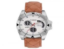 Carson CR1505 Premium Series Analog Watch - For Men