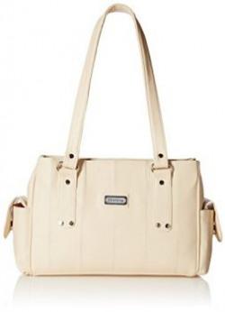 Fantosy Women's Handbag (Cream) (FNB-537)