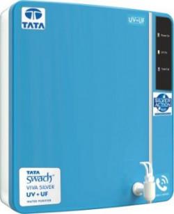 Tata Swach Viva Silver UV + UF 6 L UV + UF Water Purifier