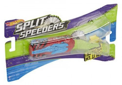 Hot Wheels Split Speeders Drag, Multi Color