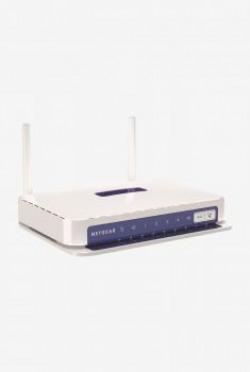 NetGear JNR3210 Wi-Fi Router White