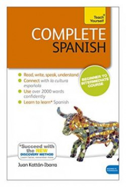 Complete Spanish Book (Teach Yourself Complete)