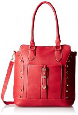 Ladida Women's Tote Bag (Red) (16227 RED)