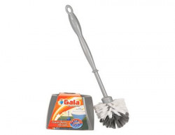 Gala 132823 Toilex Toilet Brush with Square Container (Color may vary)