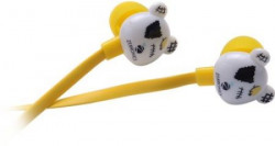 Zebronics Funky Bear Wired Headset With Mic
