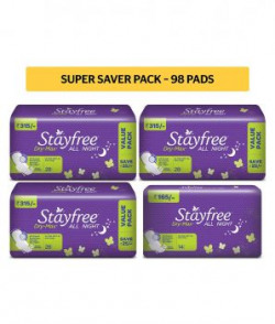 Stayfree Xl Sanitary Pads 28 No.s