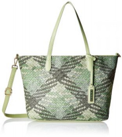 Caprese Women's Tote Bag (Olive and Green)