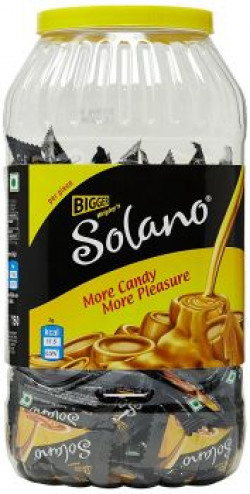 Wrigley Solano Butter Candy Pouch, 450g (150 Pieces)