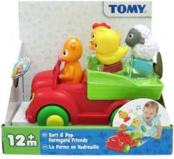 Tomy Sort N Pop Farmyard Friends