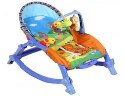 Catterpillar Newborn To Toddler Portable Baby Rocker