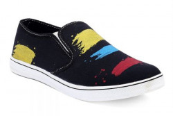 Freedom Daisy Men's CANVAS Loafers (7)