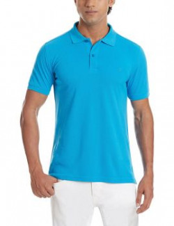 United Colors of Benetton Men's Polo (8903975249165_16A3RTPJ3033I_S_Sky Blue-A52)