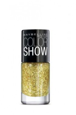 Maybelline New York Color Show Gold Digger Collection, Dreams of Gold, 6ml