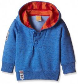 Little Kangaroos Baby Boys' T-Shirt (12339_Bigal Blue_3 Months)