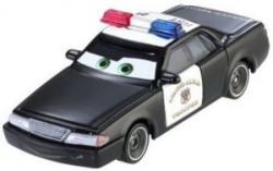 Mattel Disney Cars Rescue Squad Trooper Exclusive 1:55 Diecast Car
